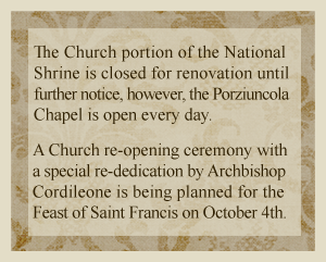 Temporary Church Closure Notice